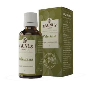 Tinctura Valeriana 50 ml Faunus Plant