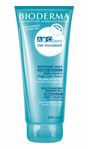 Abc Derm Gel Spumant 200 ml Bioderma
