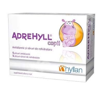 Hyllan Adrehyll copii x 10 pl - Hyllan Pharma