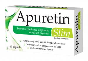 Apuretin Slim 60 cps Zdrovit