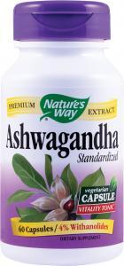 Ashwagandha SE 500 mg 60 cps Secom