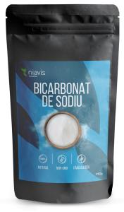 Bicarbonat de Sodiu 250 g Niavis