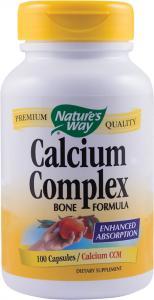 Calcium Complex Bone Formula 100 cps Secom