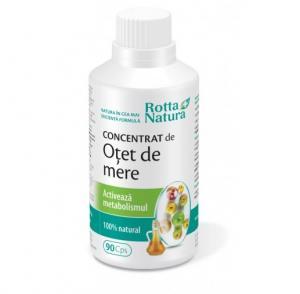 Concentrat Otet De Mere 90 cps Rotta Natura
