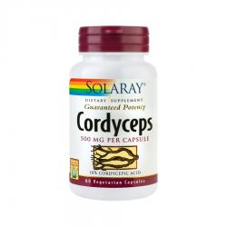 Cordyceps SE 500 mg 60 cps Secom