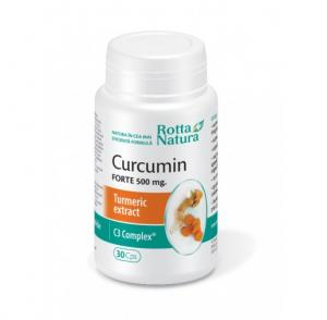 Curcumin Forte 500 Mg 30 cps Rotta Natura