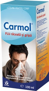 Carmol Flu 100 ml -  Biofarm