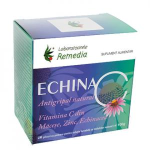 Echina-C 20 plicuri Remedia