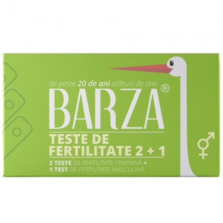 Test de fertilitate 2+1 BARZA