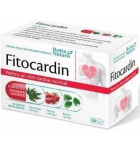 Fitocardin 30 cps Rotta Natura