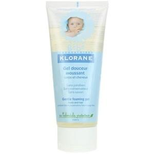 Gel Spumant Copii 200 ml Klorane
