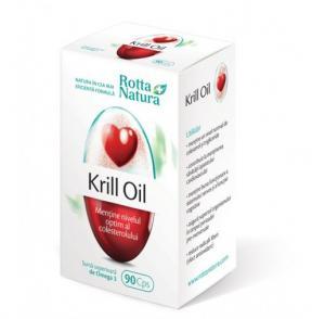 Krill Oil 90 cps Rotta Natura