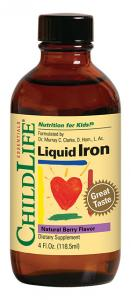 Liquid Iron 10 mg 118.50 ml Secom