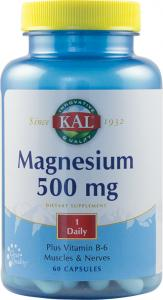 Magnesium 500 mg 60 cps Secom