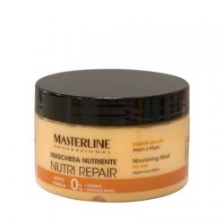 Masca Par Nutri Repair cu Ulei de Argan 250 ml MasterLine
