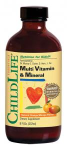 Multivitamine si Minerale 237 ml Secom
