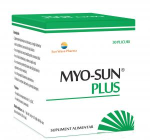 Myo-Sun Plus 30 plicuri Sun Wave