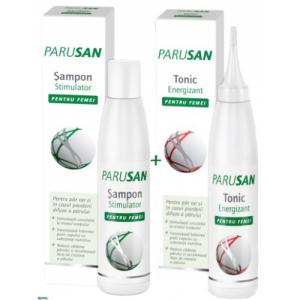 Parusan Sampon + Tonic Energizant 200 ml Zdrovit