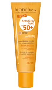 Photoderm Max Aquafluide Claire SPF 50+ 40 ml Bioderma