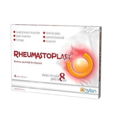 Hyllan Rheumastoplast x 4 pl - Hyllan Pharma