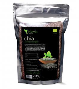 Seminte De Chia Ecologice 125 g Niavis