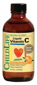 Vitamina C 250 mg Copii 118.50 ml Secom