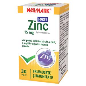 Zinc Forte 15 mg 30 tb Walmark