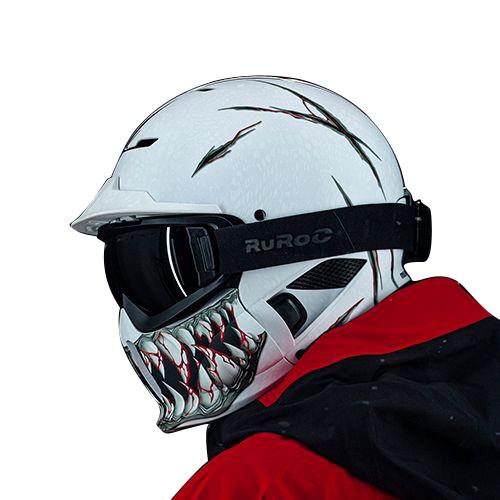 Casca Ruroc RG1-DX Frostbite 5