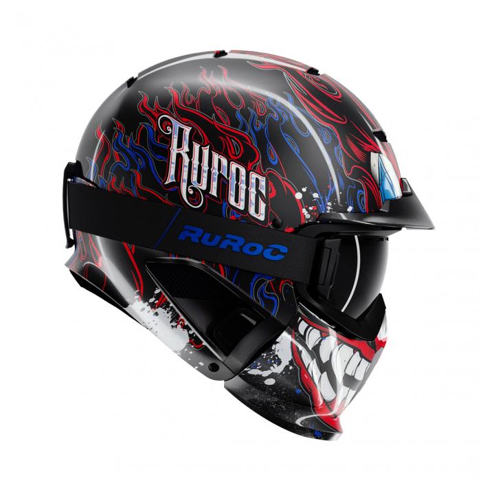 Casca Ruroc RG1-DX Joker 0