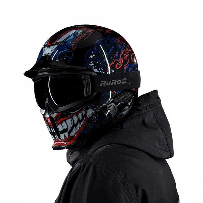 Casca Ruroc RG1-DX Joker 4