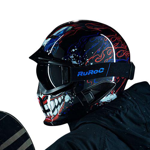 Casca Ruroc RG1-DX Joker 5