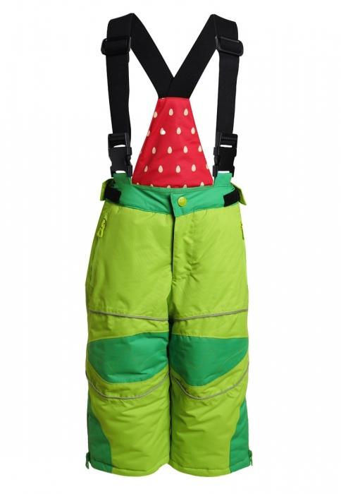 Costum schi Flashy Stars Strawberry 3