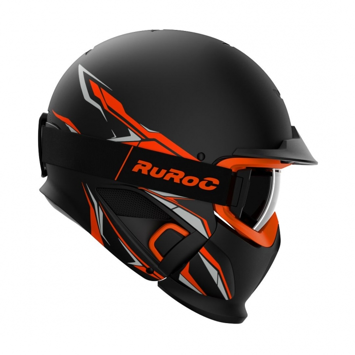 Casca Ruroc RG1-DX Chaos Nova 0