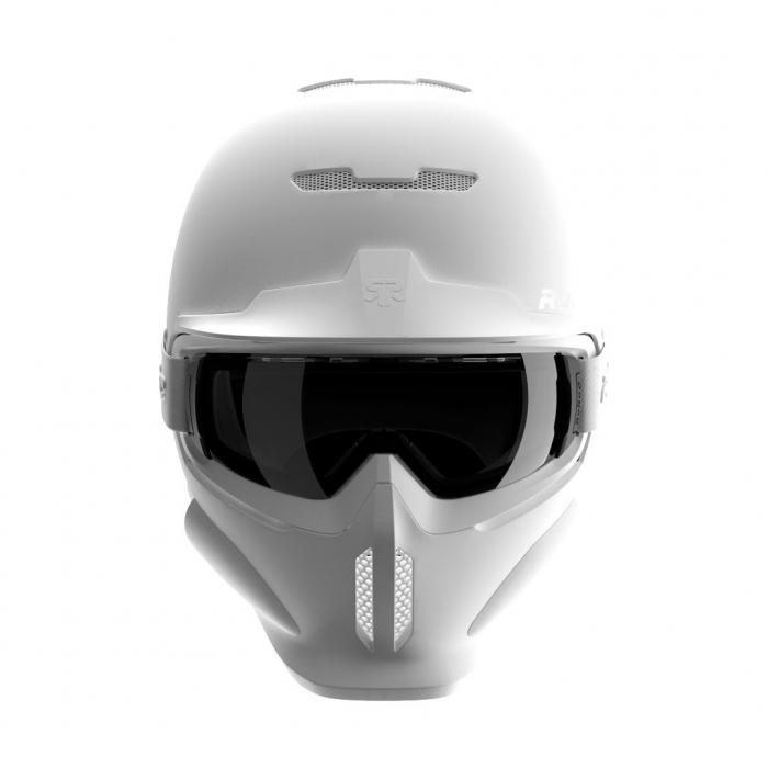 Casca Ruroc RG1-DX Ghost 1