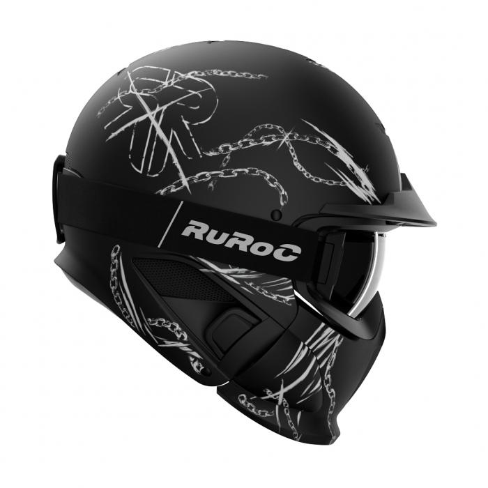 Casca Ruroc RG1-DX CHAIN BREAKER 0