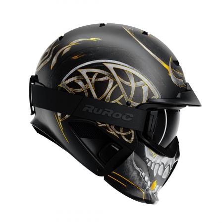 Casca Ruroc RG1-DX Loki [0]