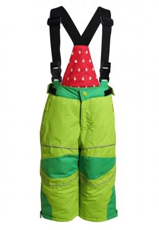 Costum schi Flashy Stars Strawberry3