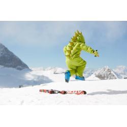 Manusi de ski Flashy Stars Dino5