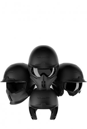 Casca Ruroc RG1-DX MAGMA6