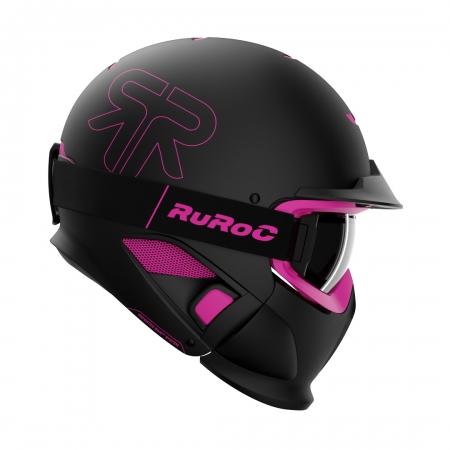 Casca Ruroc RG1-DX PANTHER0