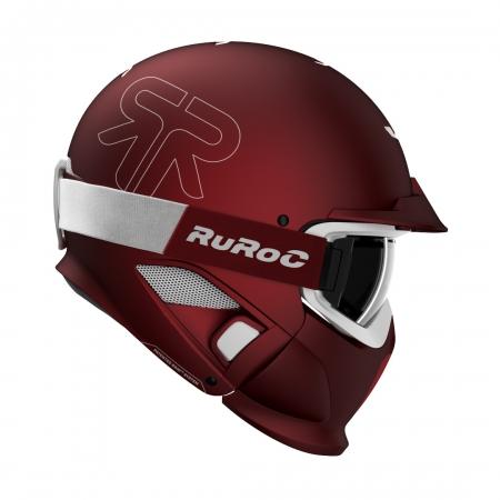 Casca Ruroc RG1-DX MAGMA0