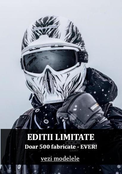 Ruroc - Editii limitate