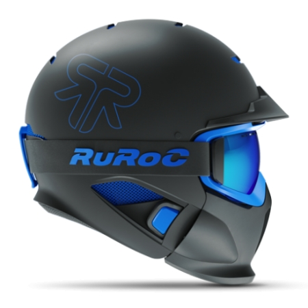 Ruroc RG1-DX Black Ice0