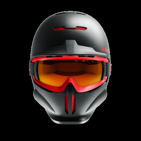 Ruroc RG1-DX BLACK INFERNO