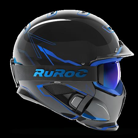 Ruroc RG1-DX CHAOS ICE