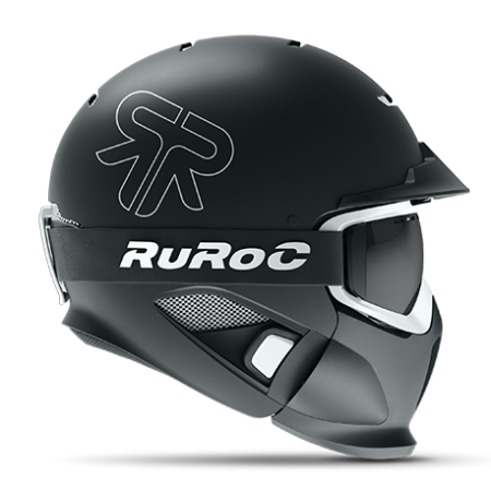Ruroc RG1-DX ECLIPSE