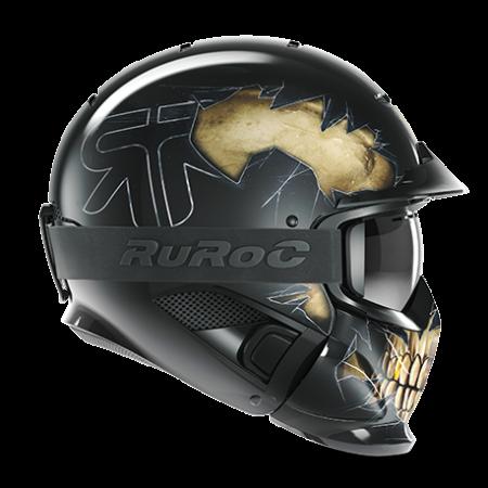 Casca Ruroc RG1-DX Fear