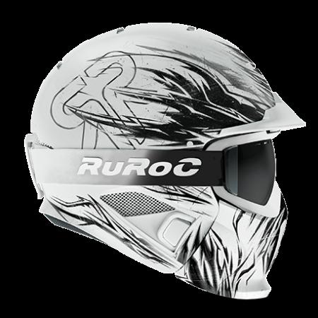 Casca Ruroc RG1-DX Tribe