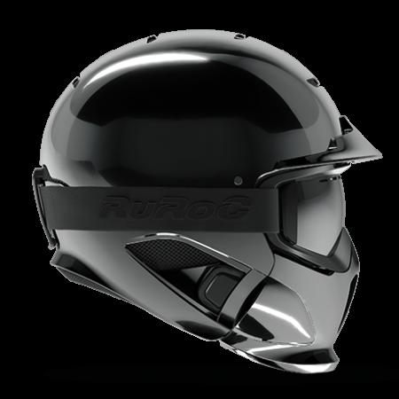 Ruroc RG1-DX SHADOW CHROME