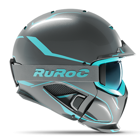 Casca Ruroc RG1-DX Chaos Void